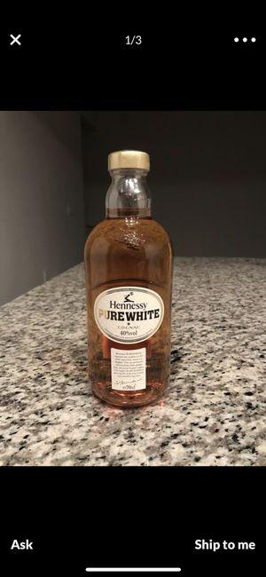 White Hennessy for Sale in Chesapeake, VA