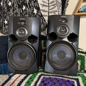 Vintage Sony Speakers for Sale in Phoenix, AZ