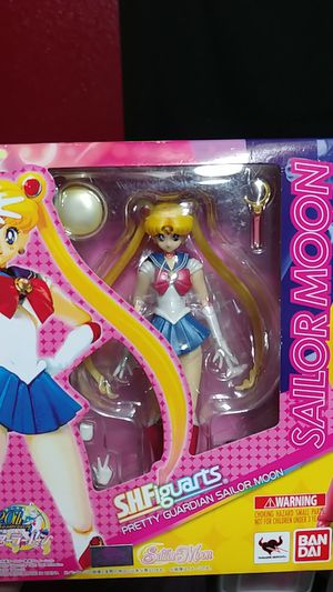 Sailor Moon anime figure for Sale in Oceanside, CA