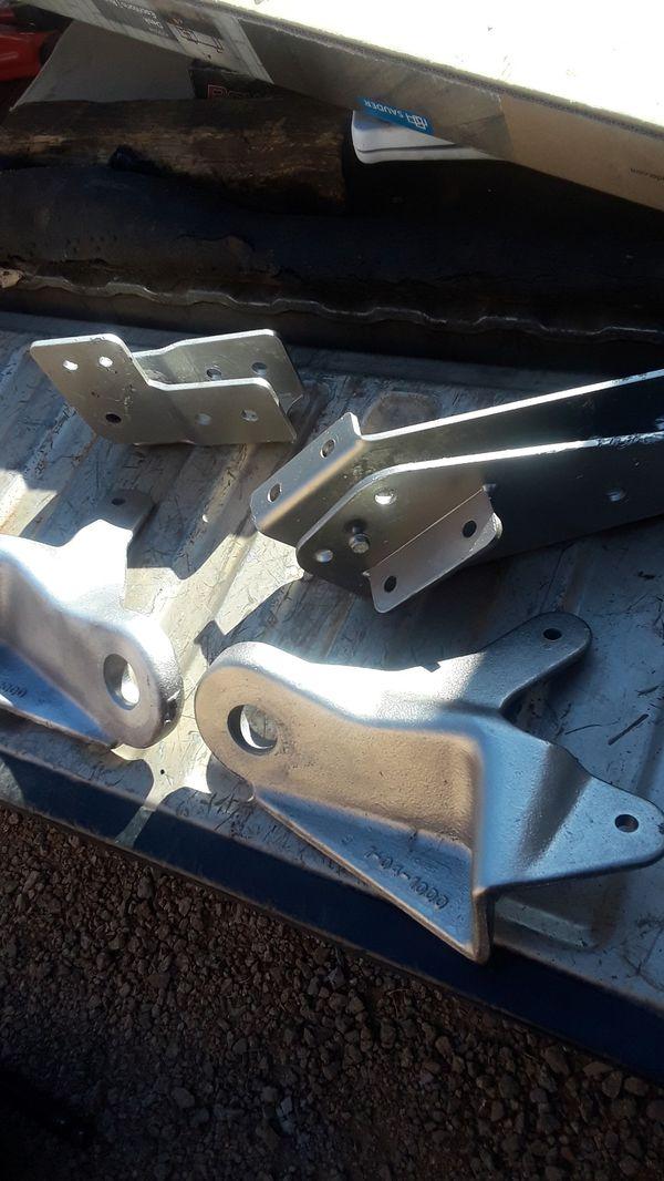F150,Bronco 4/4 lift heavy duty brakets
