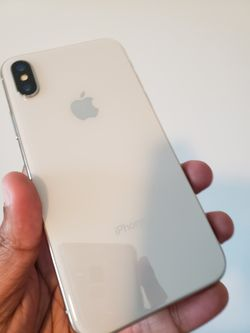 iPhone X , 256 GB ,Unlocked for All Company Carrier,  Excellent Condition like New for Sale in Springfield,  VA
