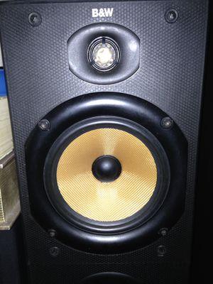 B & W speakers for Sale in Los Angeles, CA