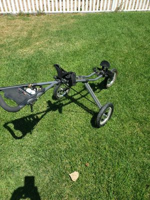 Speed Cart Push Pull Bag Cart for Sale in Denver, CO