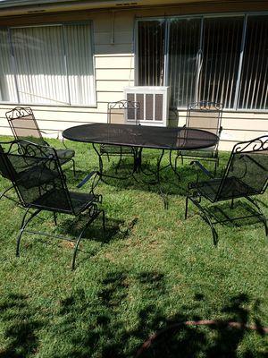 Patio furniture for Sale in Stockton, CA
