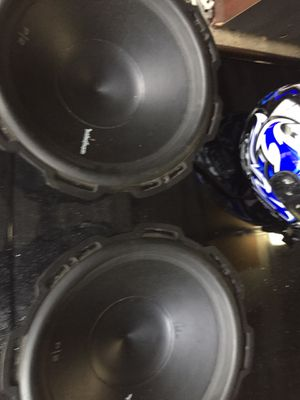 "15"" Rockford Fosgate for Sale in Dublin, OH"