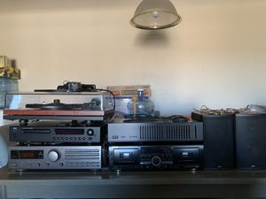 Complete home stereo system for Sale in Henderson, NV