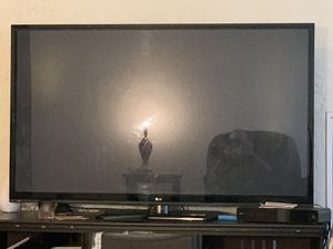 60 inch LG TV for parts or repair for Sale in Boston, MA