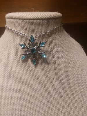 Elsa's Enchanted Frozen Necklace and Ring for Sale in Largo, FL
