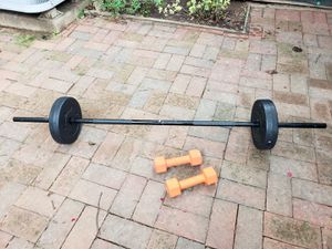 Weight set for Sale in Washington, DC