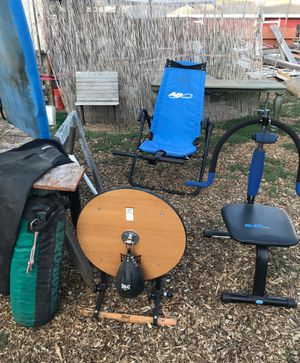 Work out, exercise, boxing equipment for Sale in Escondido, CA