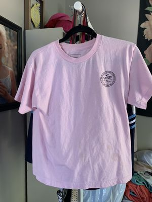 Pink boys vans shirt large for Sale in Fresno, CA