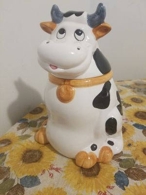 Cow Cookie Jar for Sale in Wytheville, VA