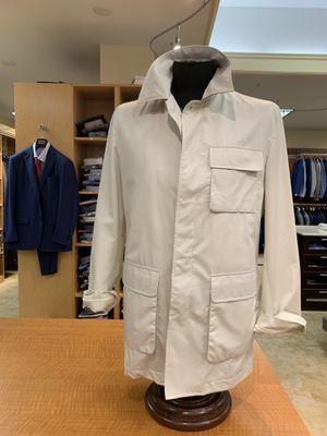 Canali Car Coat - Size 42 for Sale in Boca Raton, FL