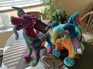 DISNEY..COCO. Stuffed animals. Toys new with tags for Sale in Parkland, FL