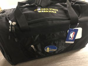Golden State Warriors Duffle Bag for Sale in San Jose, CA