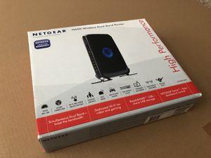 NETGEAR - RangeMax N600 Dual-Band Wi-Fi Router for Sale in Saint Paul, MN