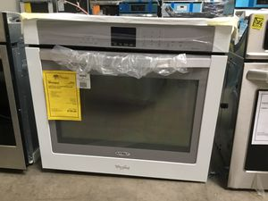 """NEW! Whirlpool 30"""" Wide White Wall Oven w/ Steam Clean Option👀 for Sale in Gilbert, AZ"""