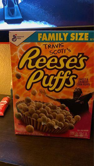 Travis Scott Cereal for Sale in Fontana, CA