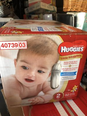 Huggies Size 2 for Sale in North Las Vegas, NV