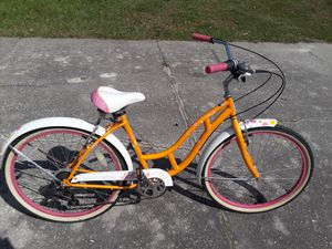 "Schwinn Mystic 7 speed cruiser bike, like new, with 26"" tires. for Sale in Wesley Chapel, FL"