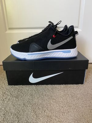 BRAND NEW Nike PG 4 Men's Basketball Shoe Sizes 9-10.5 for Sale in Mukilteo, WA