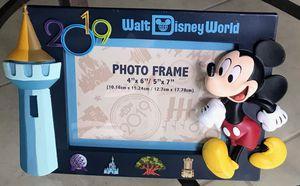 Walt Disney World 2019 Photo Frame for Sale in Davenport, FL