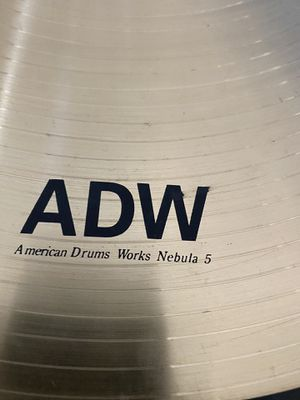 Nebula 5 ADW 5 piece drum set for Sale in Miami, FL