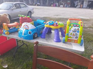 Toys for toddler kid for Sale in Houston, TX