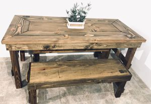 Rustic Dining Table for Sale in Chula Vista, CA