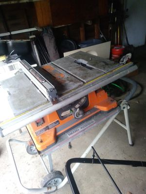 Table saw for Sale in Lincoln Park, MI