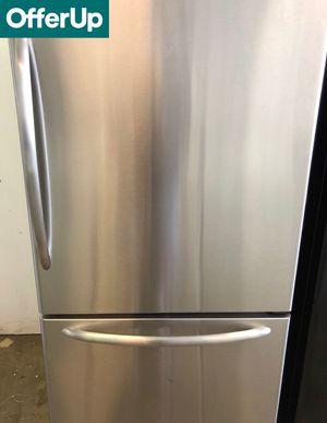 ON SALE! Maytag Refrigerator Fridge Bottom Freezer With Icemaker #734 for Sale in Burlington, NJ