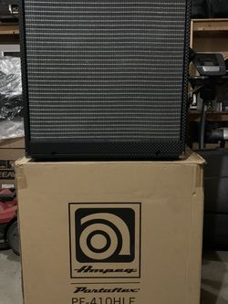 Ampeg PF-410HLF for Sale in Everett,  WA