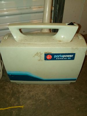Hoover Portapower Vacuum for Sale in Portland, OR