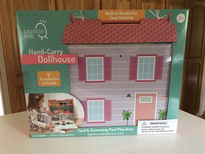 New Hand Carry Dollhouse for Sale in Downers Grove, IL