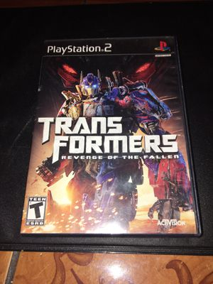 Ps2 Transformers for Sale in Bakersfield, CA