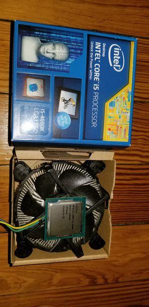 Intel I5-4690k Processor for Sale in Lincoln, NE