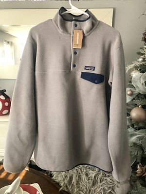 Patagonia Men's XL grey pullover New for Sale in Arlington, TX