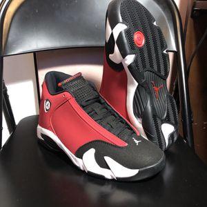 Nike Air Jordan Gym Red Toro Size 9.5 for Sale in Burkeville, VA