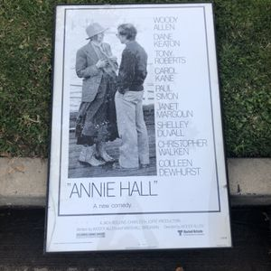 Annie Hall Framed Movie Poster for Sale in Beverly Hills, CA