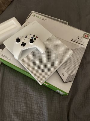 Xbox one S/3 games for Sale in San Diego, CA