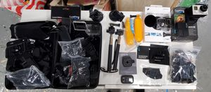 Custom GoPro 3+/5 Session and Accessory Kit for Sale in Evanston, IL