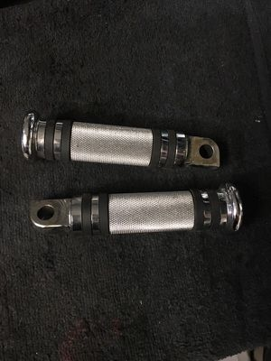Motorcycle Chrome pegs for Sale in Elmwood Park, IL