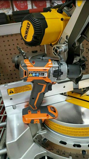 RIDGID 18V GEN5 HAMMER DRILL NEW TOOL ONLY NO BATTERY OR CHARGER for Sale in San Bernardino, CA