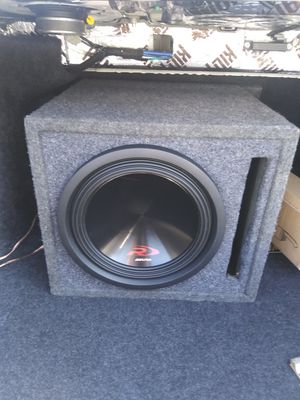 Alpine type R 12 inch NEW 5th gen for Sale in Floral Park, NY