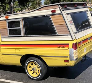 Vintage camper shell. for Sale in Lakewood, CA