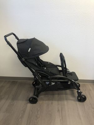 Vidiamo Limo Double Stroller in Black for Sale in Scottsdale, AZ