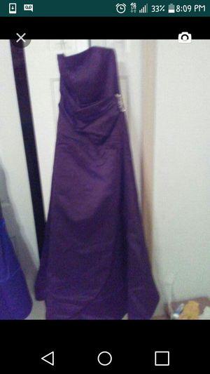 Brown dress.....new for Sale in Frostproof, FL