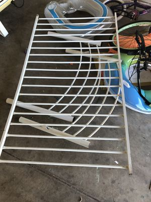 Twin size bed frame for Sale in Lubbock, TX