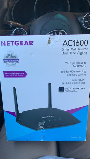 Netgear WiFi Router for Sale in Spring, TX