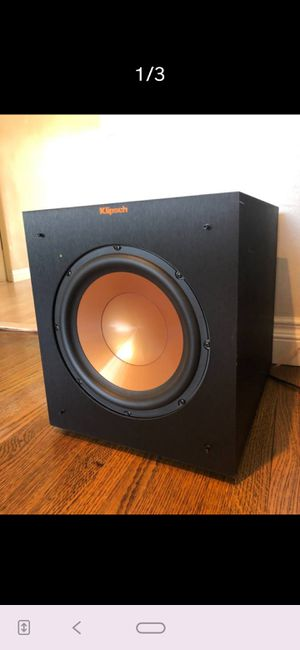 KLIPSCH R-12SW NEW for Sale in Los Angeles, CA
